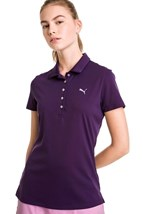 Picture of Puma Golf Women's Pounce Polo Shirt - Indigo