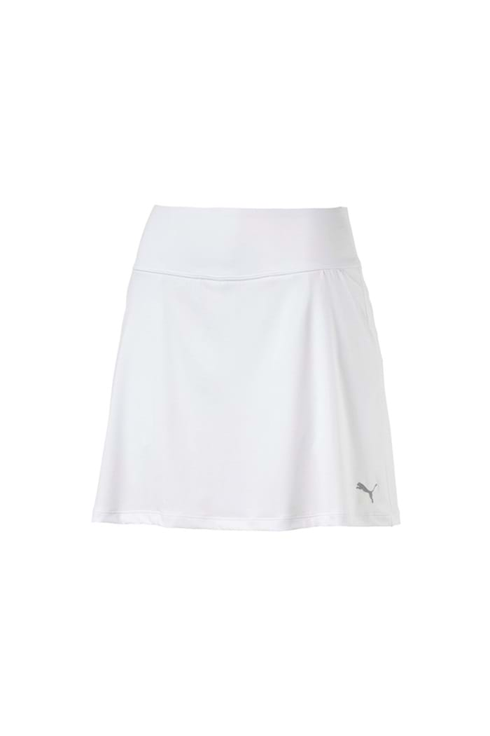 18956dce4 Picture of Puma Golf Women's PWRShape Solid Knit Skirt - Bright White