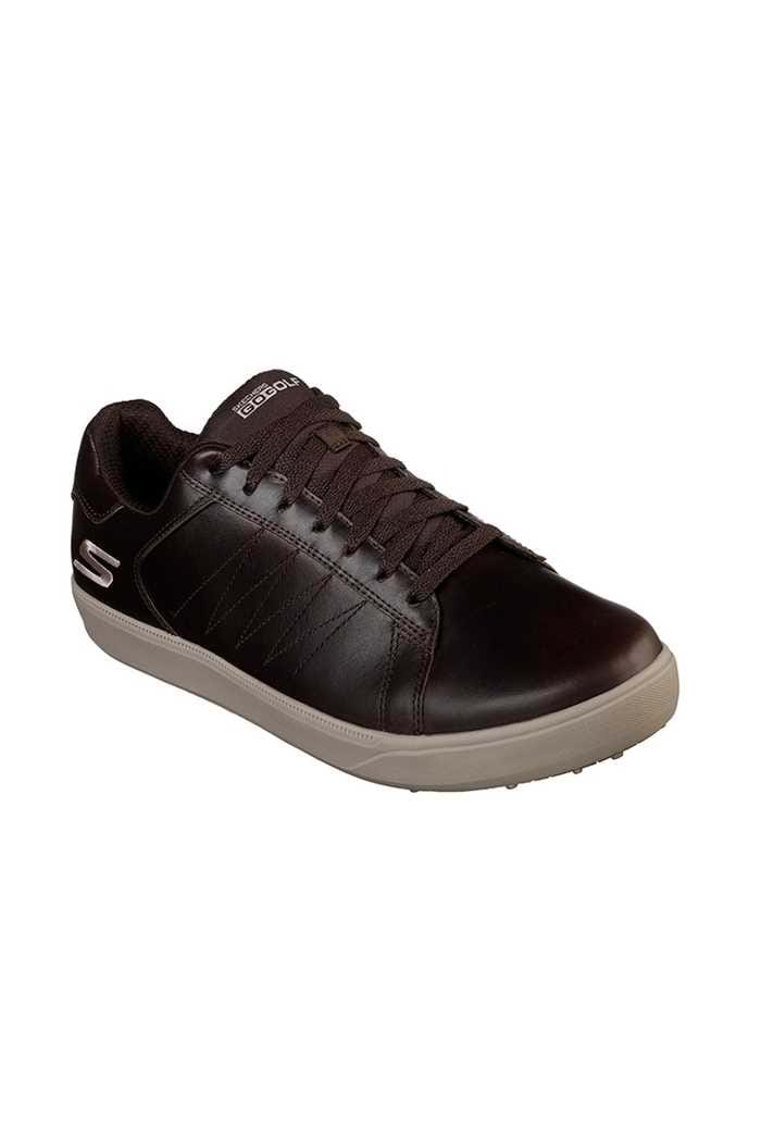 Picture of Skechers zns Men's Go Golf Drive 4 - LX Golf Shoes - Chocolate