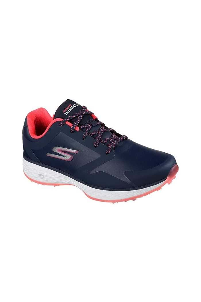 Picture of Skechers ZNS Ladies Go Golf Pro Golf Shoes - Navy / Pink