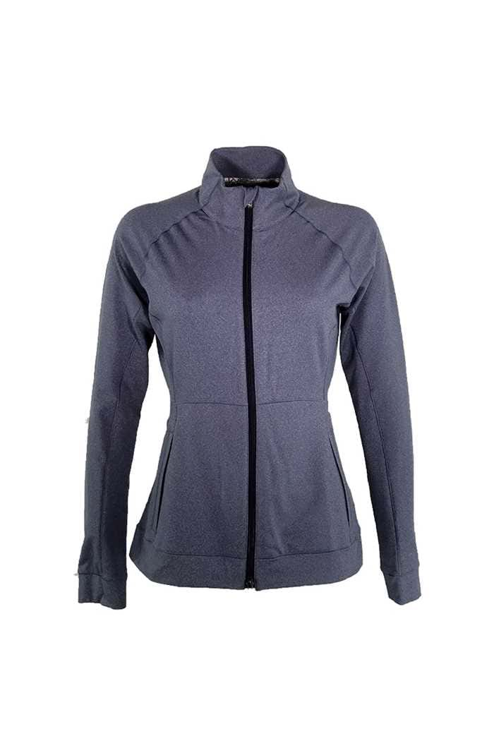 Picture of Puma Golf Women's Vented Jacket - Peacoat Heather