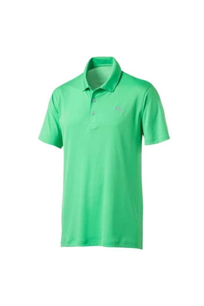 Picture of Puma ZNS Golf Men's Rotation Polo Shirt - Irish Green