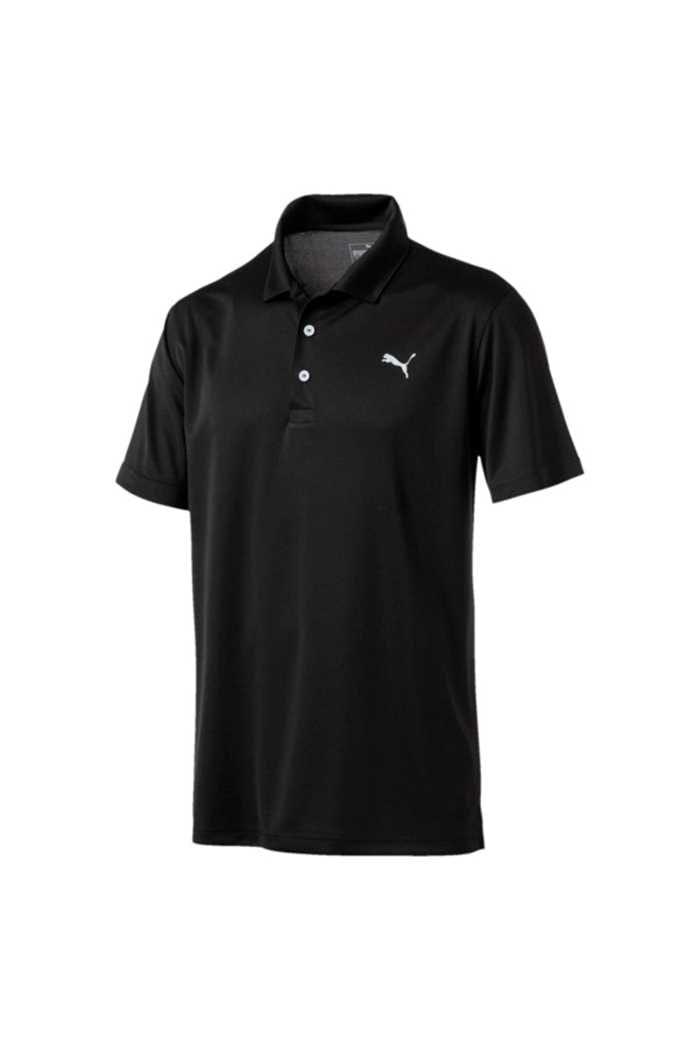 Picture of Puma Golf Men's Rotation Polo Shirt - Puma Black