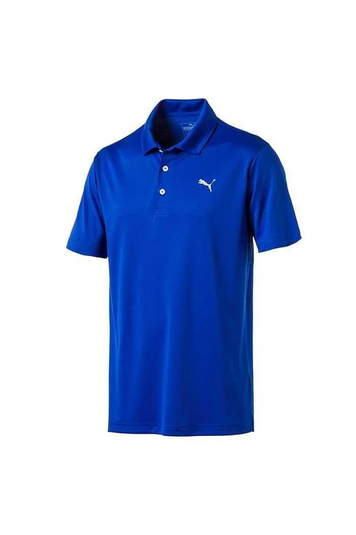 Picture of Puma Golf Men's Rotation Polo Shirt - Surf the Web