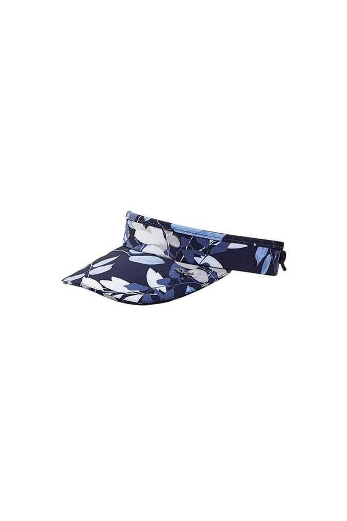 Picture of Rohnisch ZNS Sun Visor - Navy Leaves