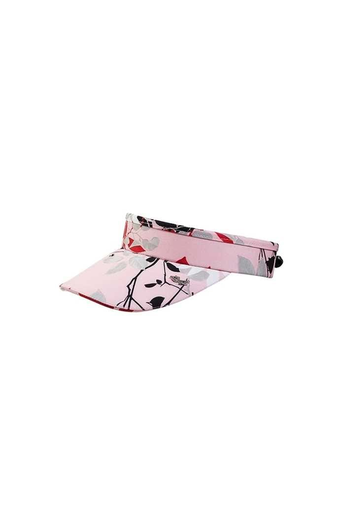 Picture of Rohnisch zns Sun Visor - Pink Leaves