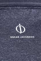 Picture of Oscar Jacobson ZNS Falcon Course Polo Shirt - Dark Navy 201