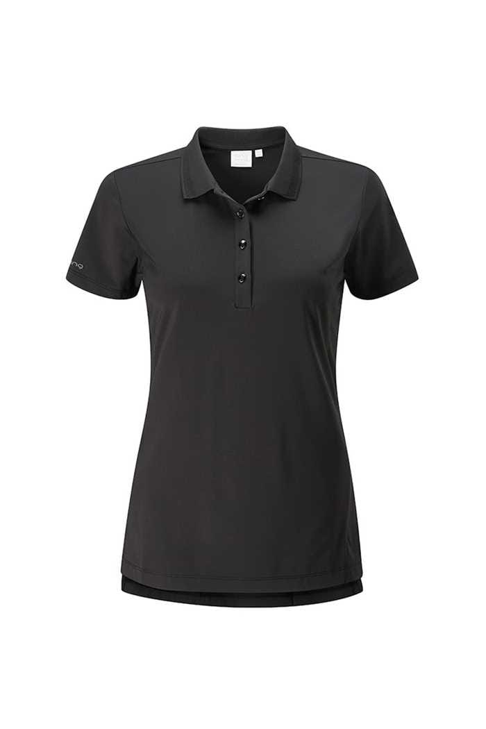 Picture of Ping Ladies Sedona Polo Shirt - Black
