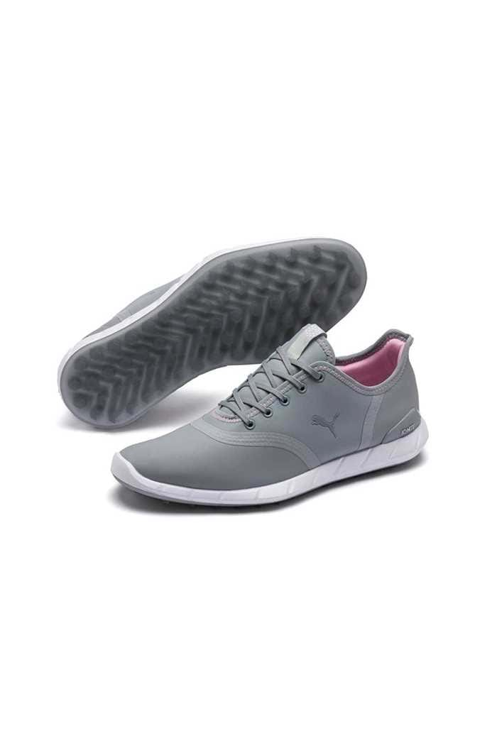 Picture of Puma Golf ZNS Womens Ignite Statement Low WP - Quarry