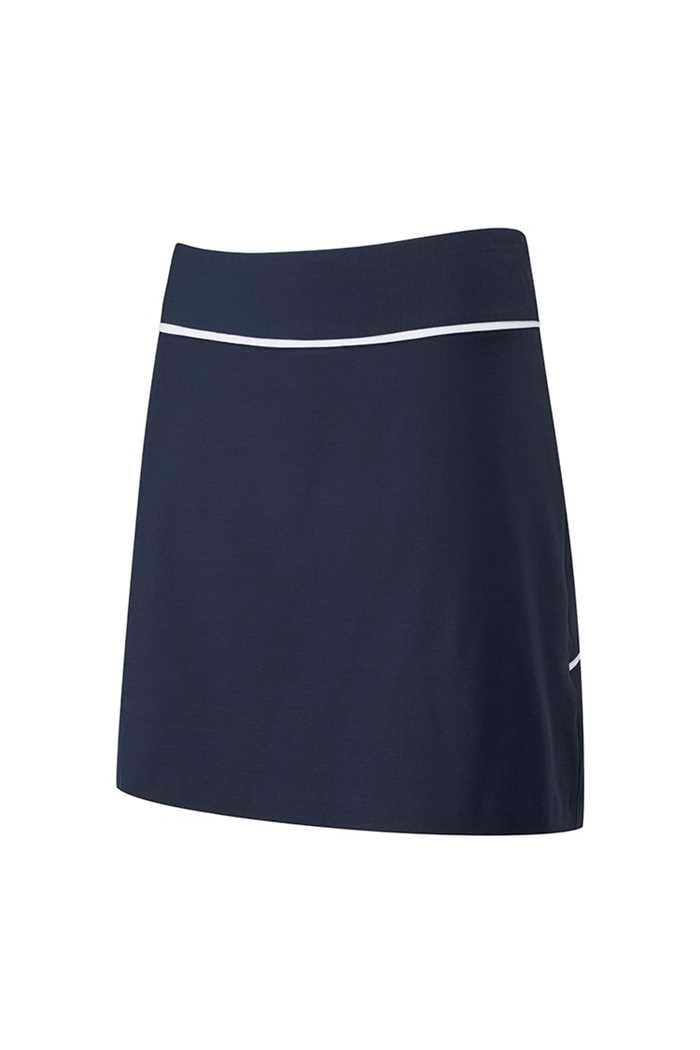 Picture of Ping Ladies Alia Golf Skort - Navy / White
