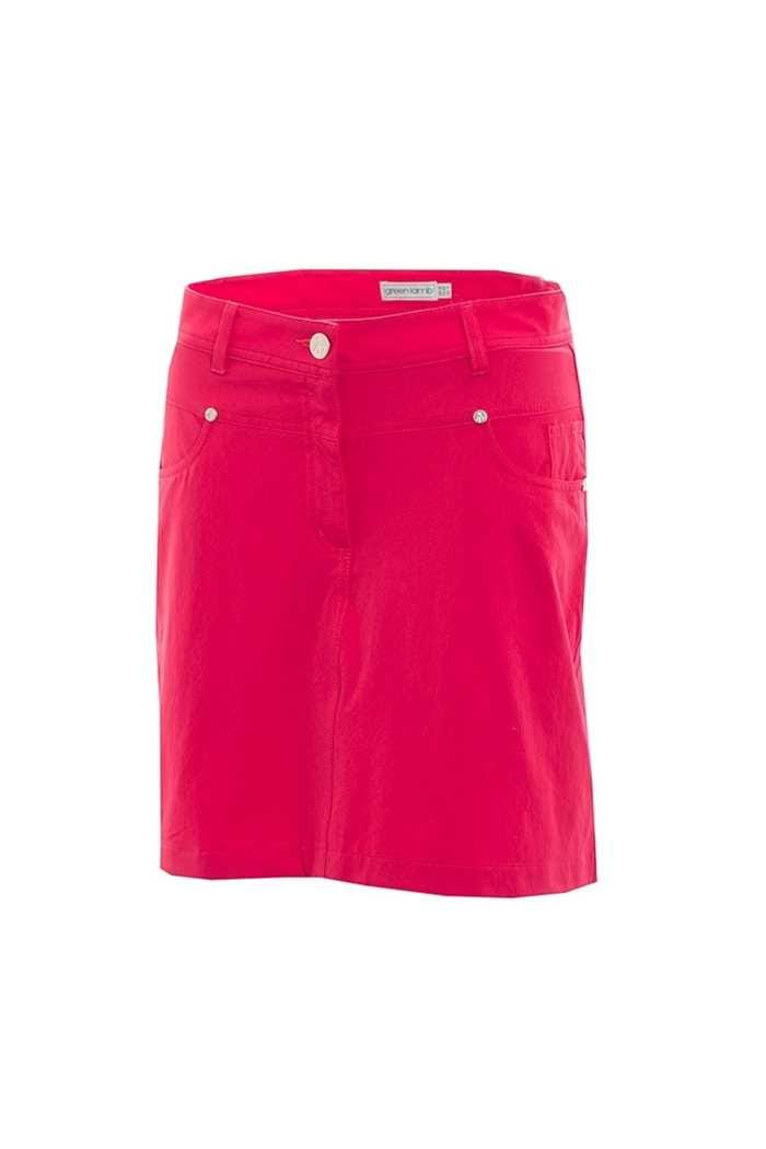 Picture of Green Lamb zns Tatum Skort - Hibiscus
