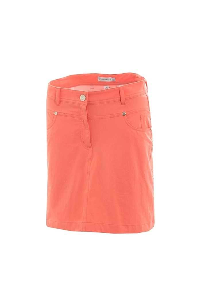 Picture of Green Lamb Tatum Skort - Coral