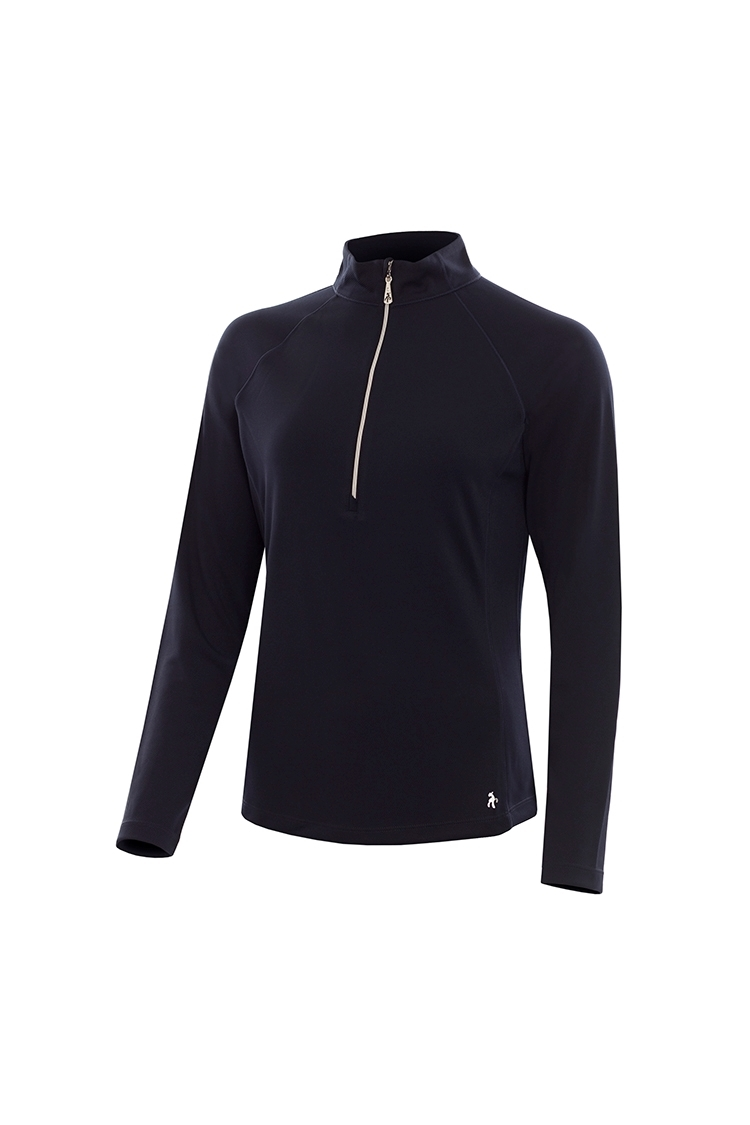 Picture of Green Lamb Lilian Tech Mid Layer - Navy