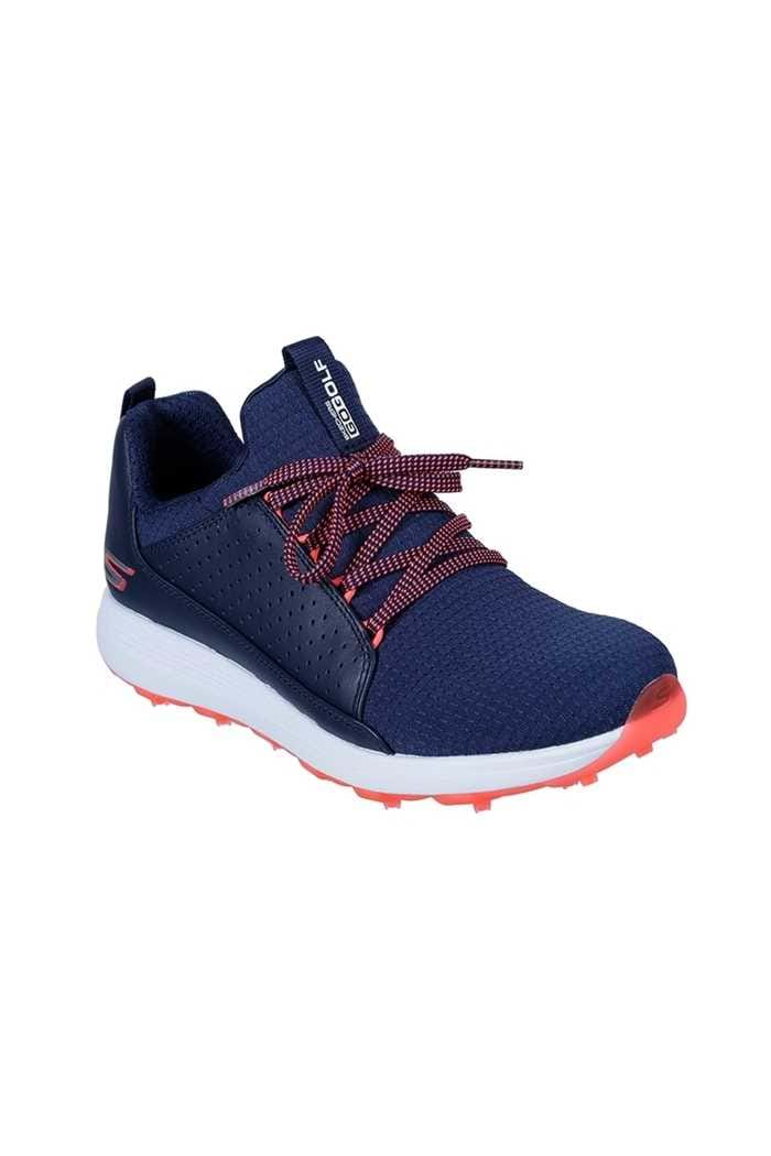 Picture of Skechers Ladies Go Golf Max Mojo Golf Shoes - Navy / Pink