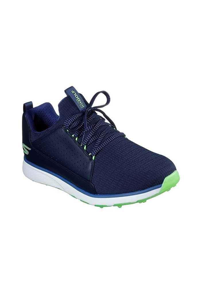 Picture of Skechers Go Golf Mojo Elite Golf Shoes - Navy / Lime