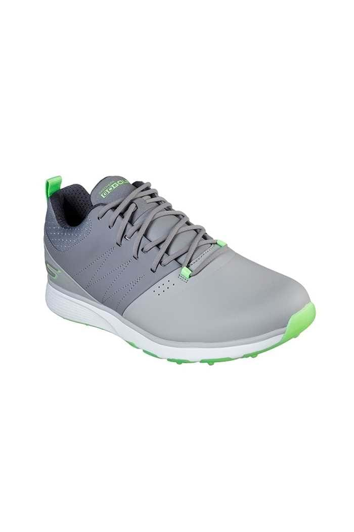 Picture of Skechers  ZNS Men's Go Golf  Mojo Elite Punch Shot Golf Shoes - Grey / Lime
