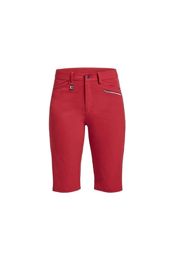 Picture of Rohnisch zns Comfort Stretch Bermuda Shorts - Red