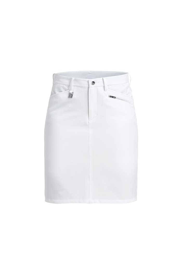 Picture of Rohnisch zns Comfort Stretch Skort - White