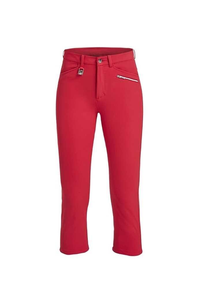 Picture of Rohnisch Comfort Stretch Capri - Red