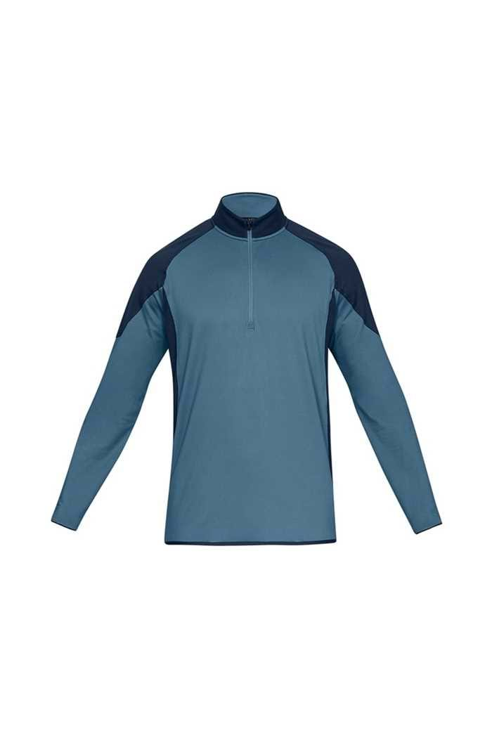 Picture of Under Armour UA Storm Midlayer 1/4 Zip - Blue 407