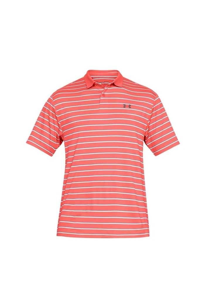 Picture of Under Armour UA Performance Polo 2.0 Novelty - Red 652