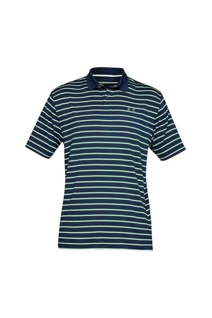 Picture of Under Armour UA Performance Polo 2.0 Novelty - Academy 408