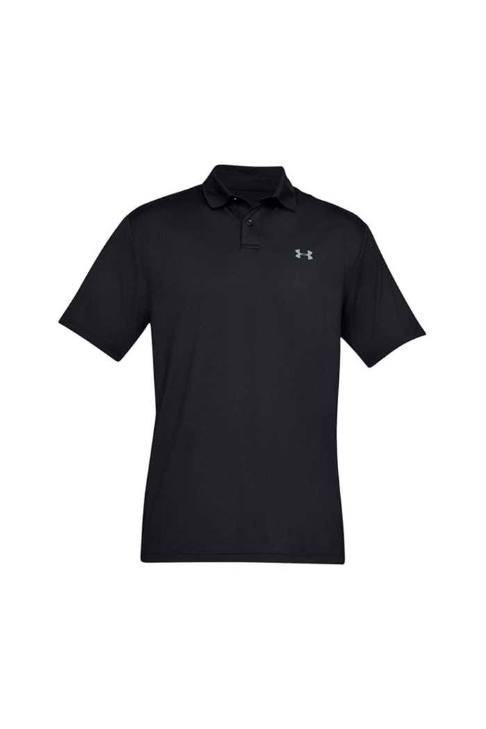 Picture of Under Armour UA Performance Polo 2.0 Textured - Black 001