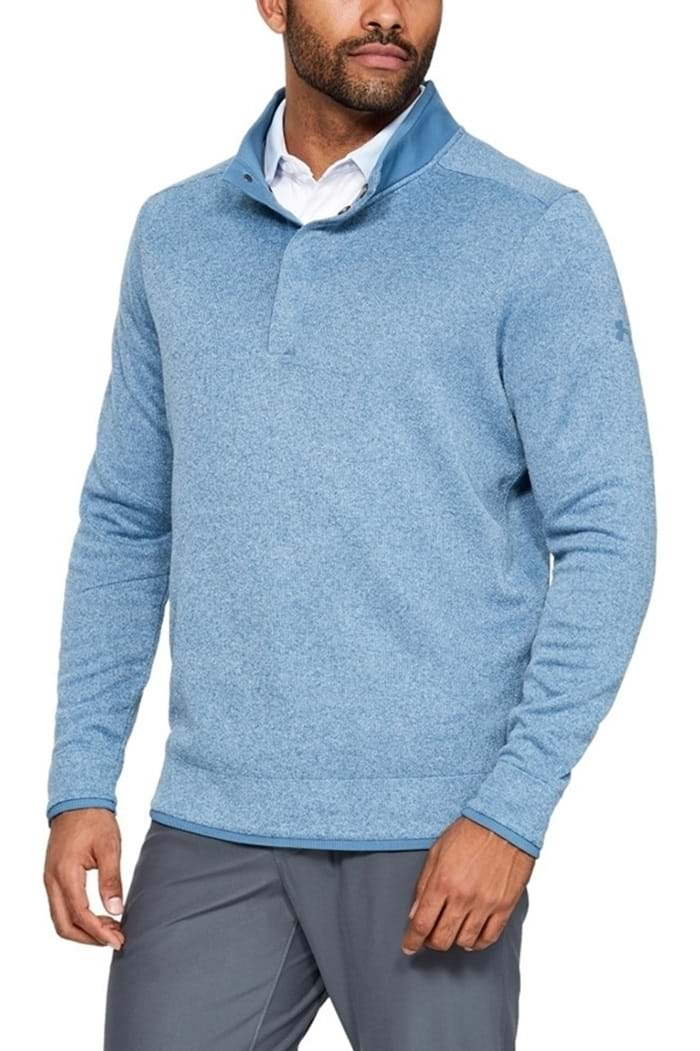 lowest discount another chance latest collection Under Armour UA Storm Sweater Fleece Snap Mock