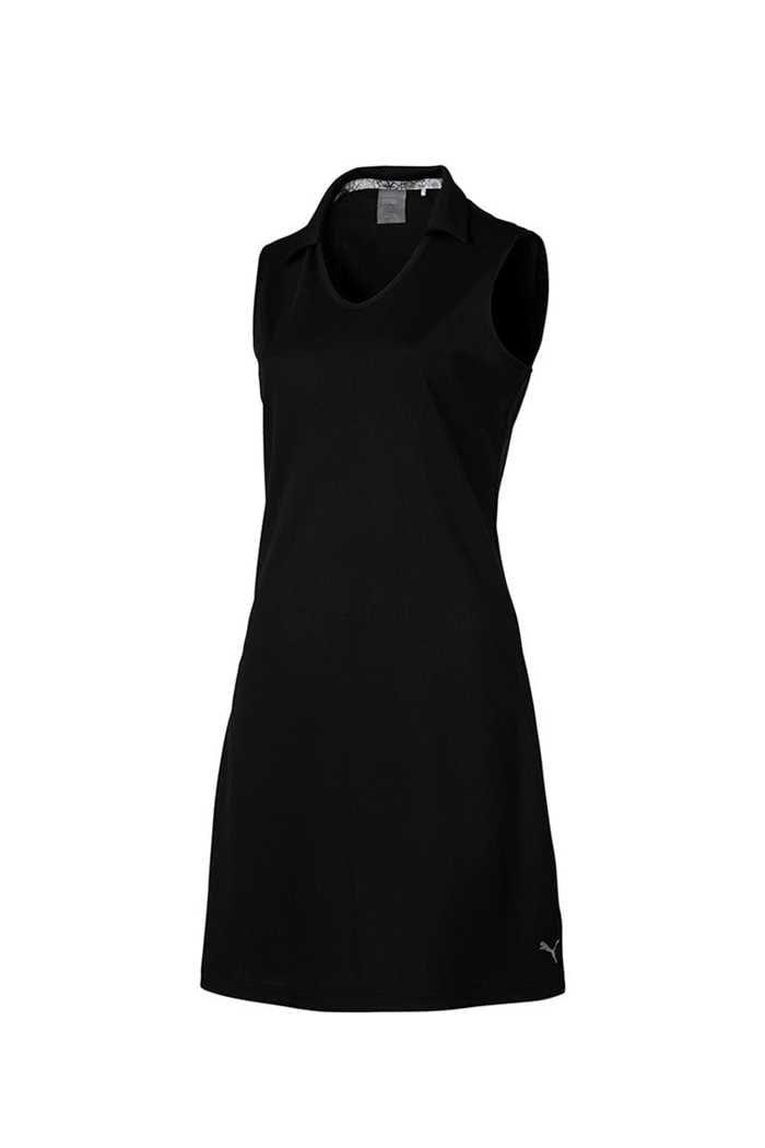 Picture of Puma Golf ZNS Women's Fair Days and Fairways Dress - Puma Black