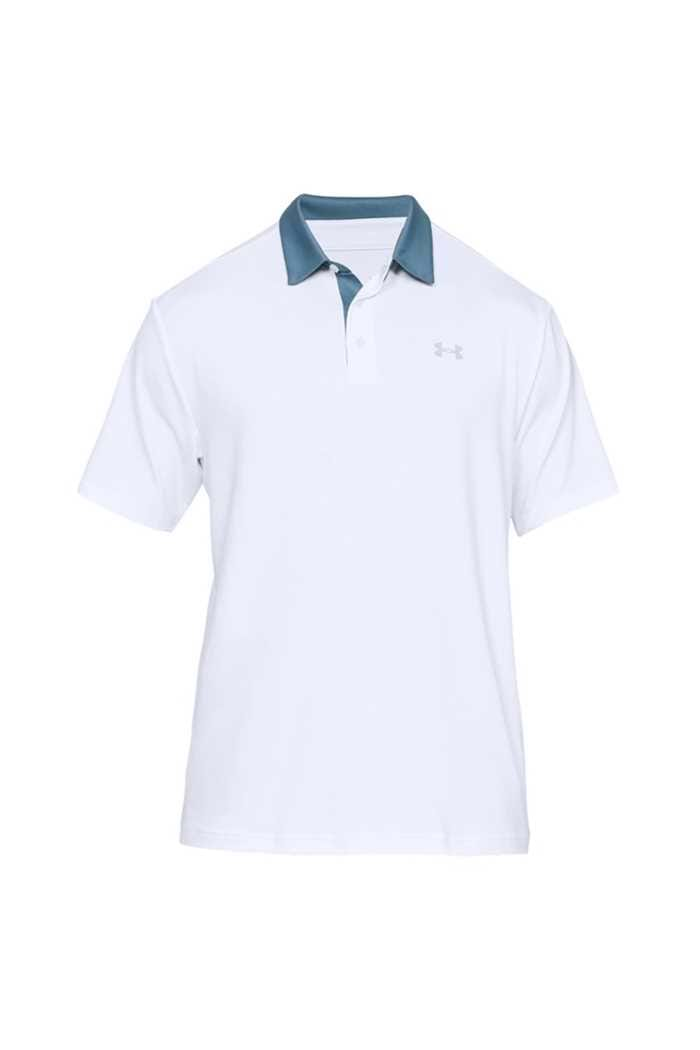Picture of Under Armour zns UA Men's Playoff 2.0 Polo Shirt -  White 121