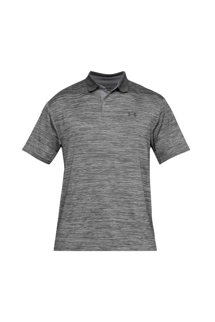 Picture of Under Armour ZNS Men's UA Performance Polo 2.0 Textured - Grey 035