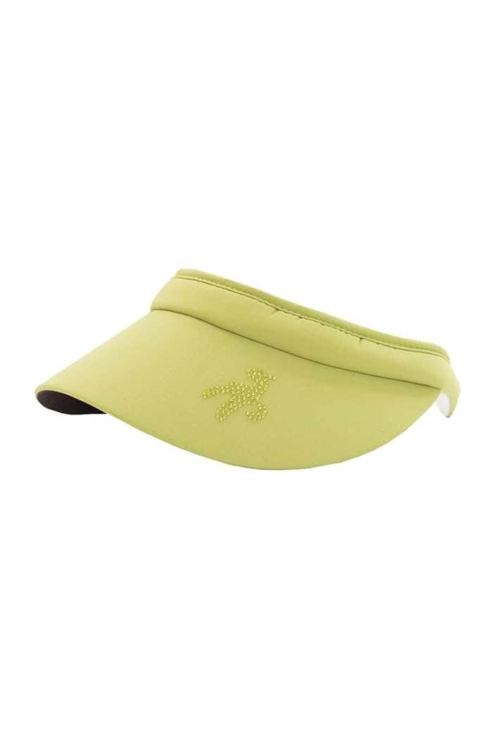 Picture of Green Lamb ZNS Hayden Diamante Visor - Greenery