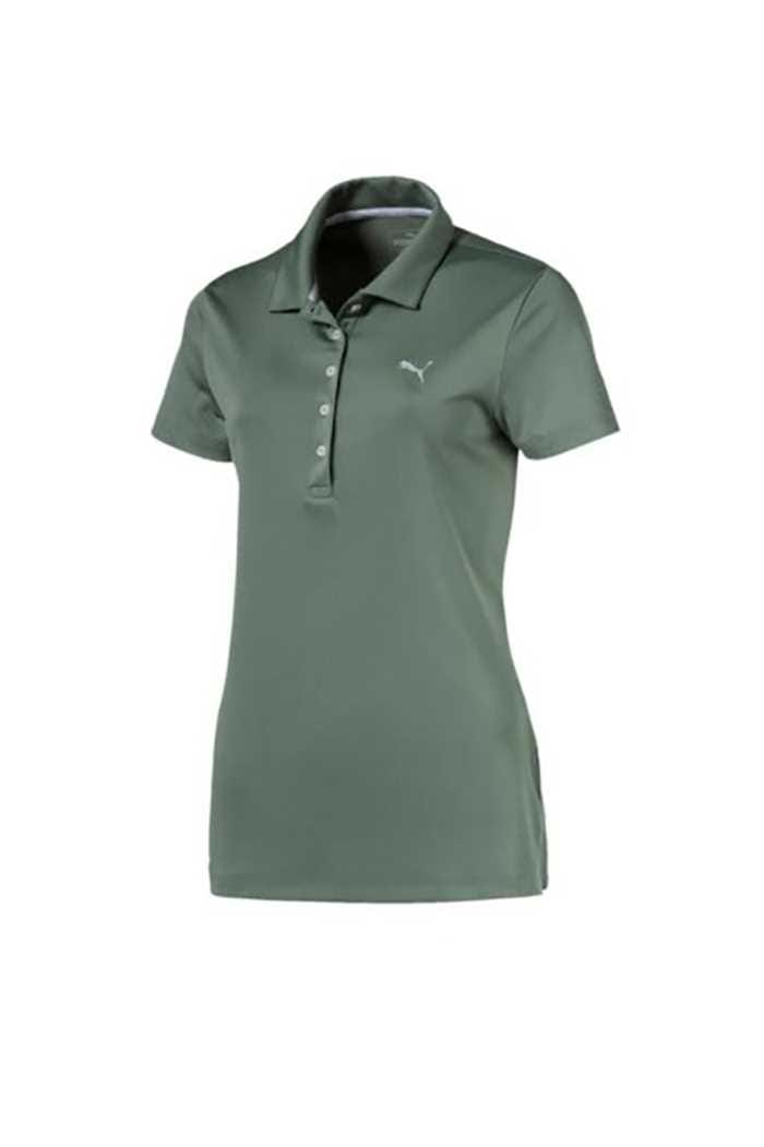 Picture of Puma Golf Ladies Pounce Polo Shirt - Laurel Wreath