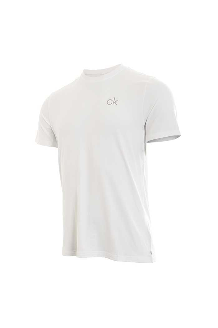Picture of Calvin Klein Men's Newport Short Sleeve T-Shirt - White