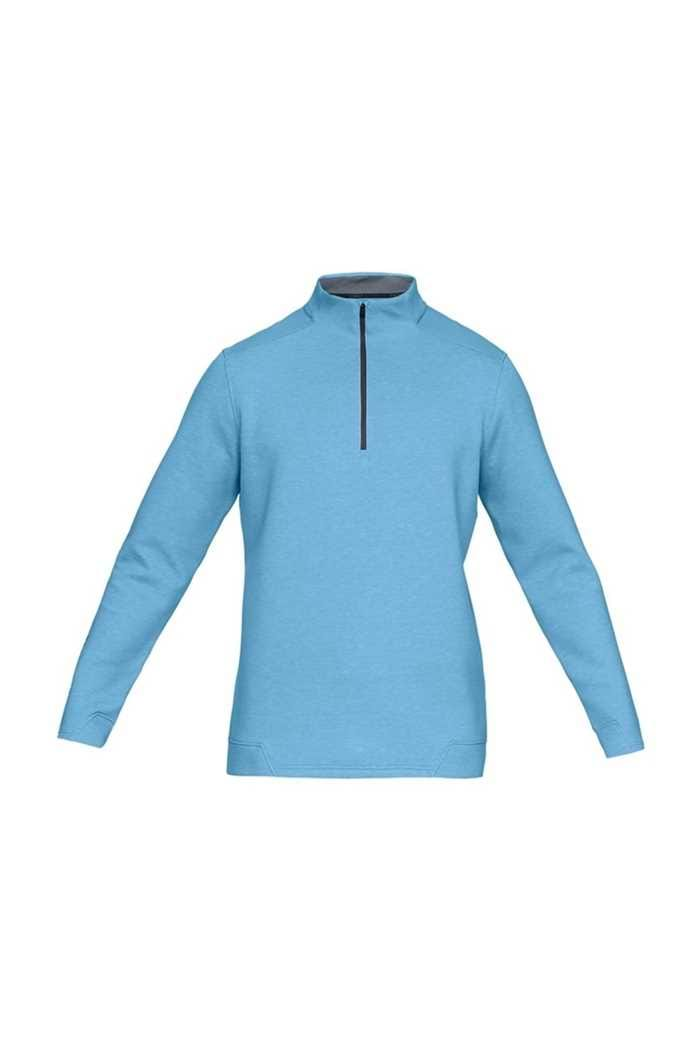 Picture of Under Armour UA Storm Playoff 1/2 Zip Top - Blue 413