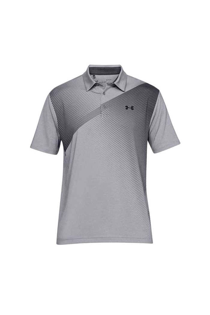 Picture of Under Armour zns Men's Playoff 2.0 Polo Shirt - Grey 035