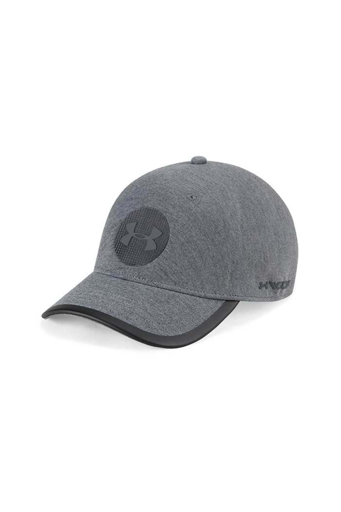 Picture of Under Armour UA Men's Elevated Jorden Spieth Tour Cap - Black 001