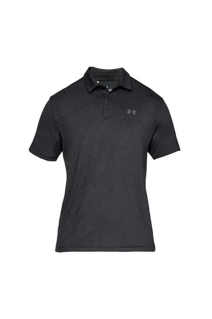 Picture of Under Armour UA Men's Playoff 2.0 Polo Shirt - Black 001