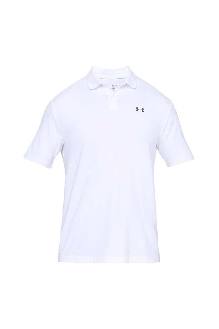 Picture of Under Armour UA Performance Polo 2.0 Textured - White 100