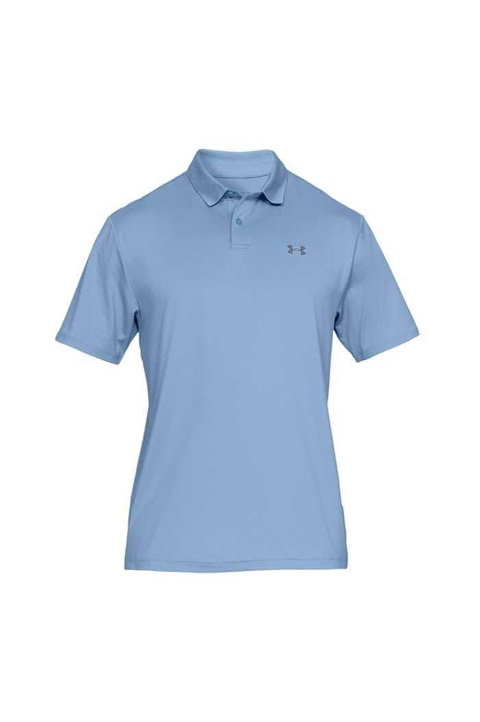 Picture of Under Armour ZNS UA Performance Polo 2.0 Textured - Blue 413