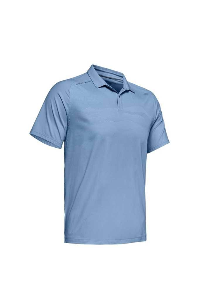 Picture of Under Armour Men's UA ISo-Chill Airlift Polo - Blue 413