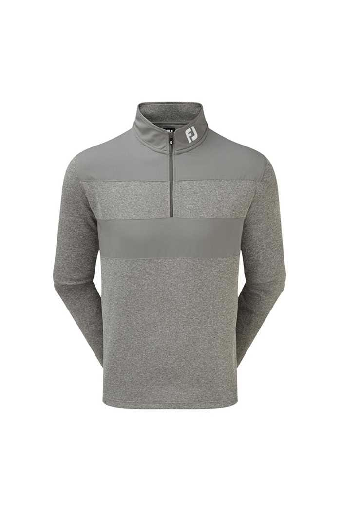 Picture of Footjoy zns  Men's Flat Back Rib and Woven Chill-Out - Granite