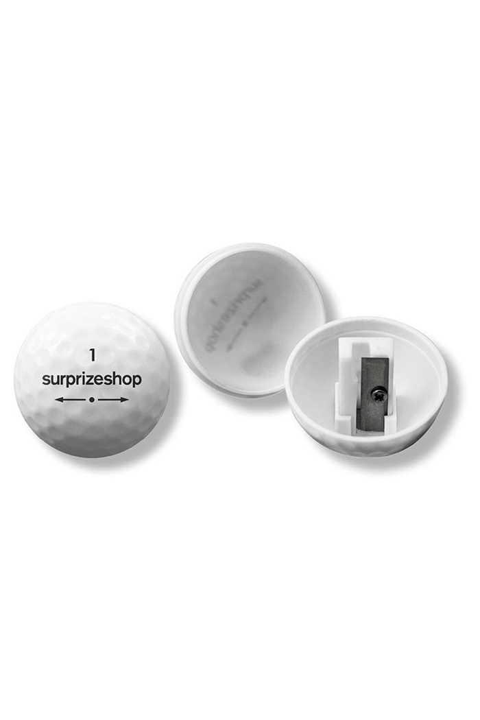 Picture of Surpirzeshop Golf Ball Pencil Sharpener - White