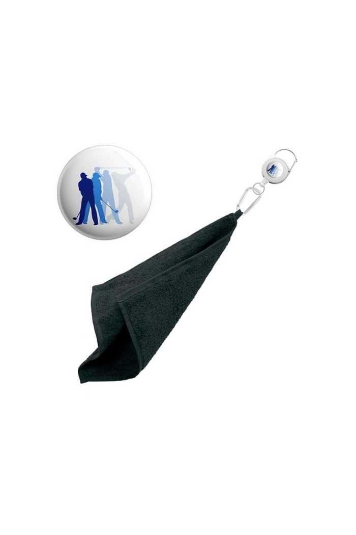 Picture of Surprizeshop zns Retractable Towel - Blue Golfers