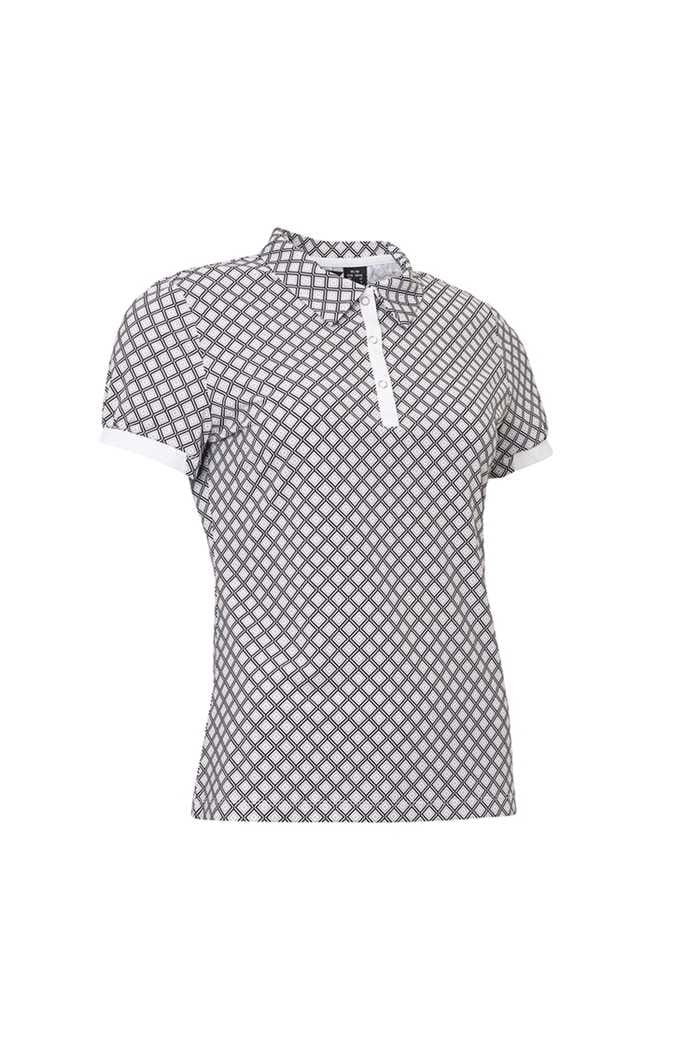 Picture of Abacus Ladies Cherry Polo Shirt - Diamond 129
