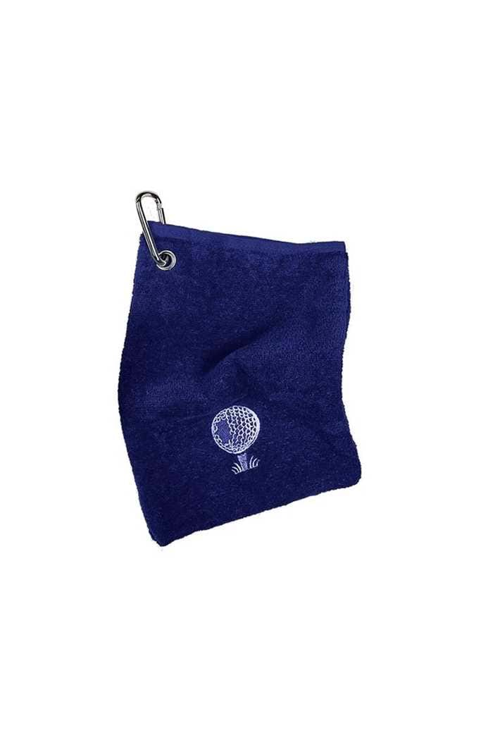 Picture of Surprizeshop Bag Towel with Carabiner - Blue