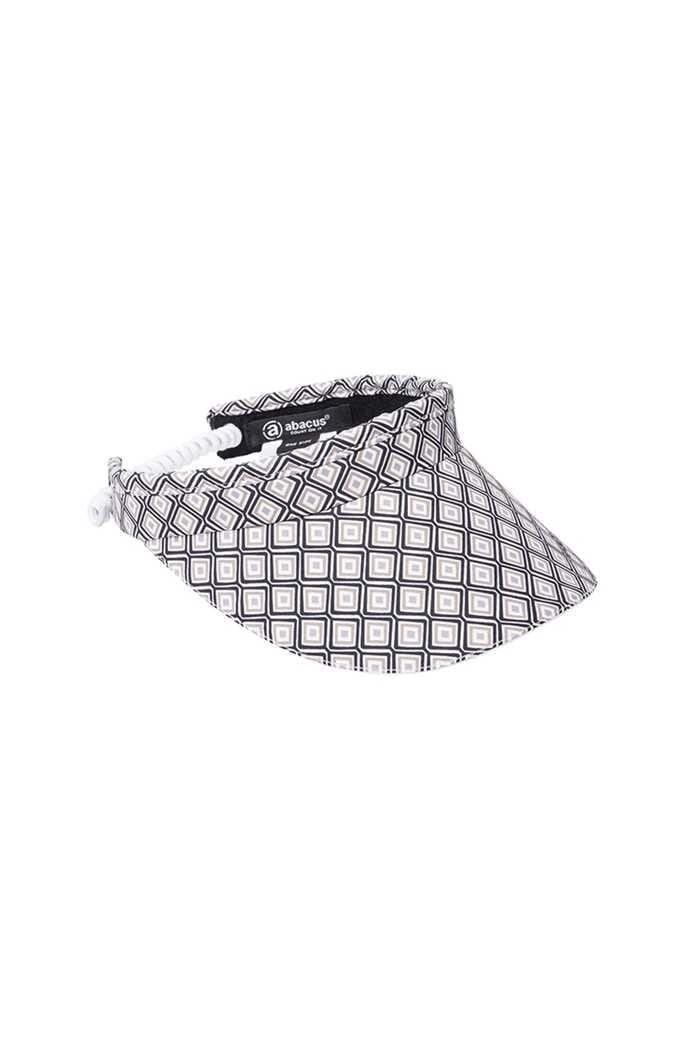 Picture of Abacus zns Ladies Glade Cable Visor - Diamond 129