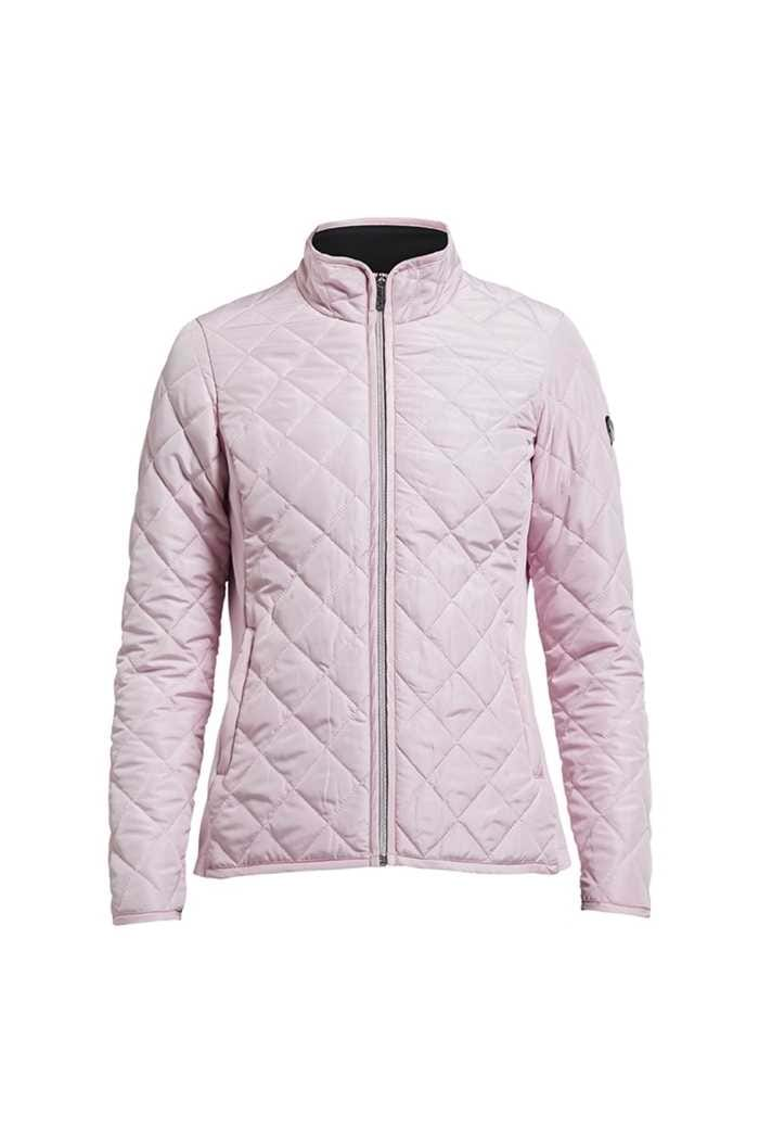 Picture of Rohnisch zns Quilt Tech Jacket - Light Pink