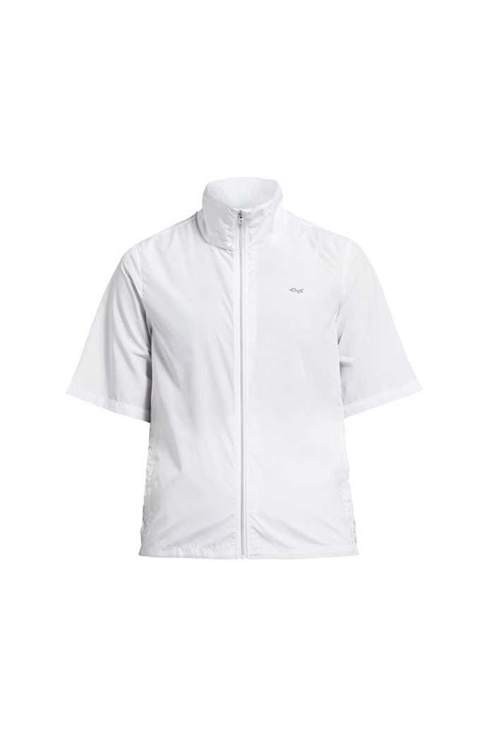 Picture of Rohnisch Pocket Wind Short Sleeve Jacket - White