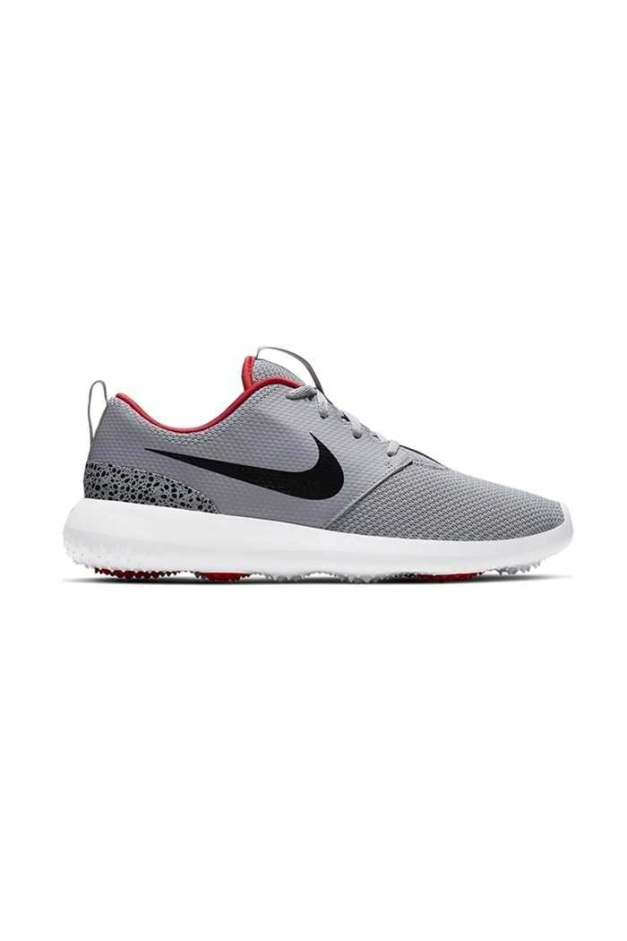 Picture of Nike ZNS Men's Roshe G Golf Shoes - Cement / Black / White